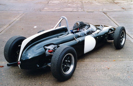 1961 Cooper T56 Mark II Formula Junior
