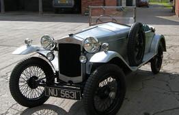 1925 Frazer Nash