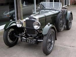 1932 Fraser Nash TT Replica