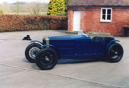 1930 Frazer Nash