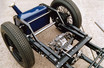Rolling chassis - rear detail