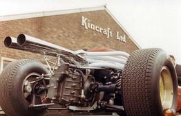 1965 Kincraft Formula Libre