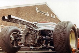 1965 Kincraft Ford V8