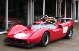 1967 McLaren M1C rebuild