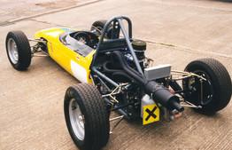 1969 Nike FF1600 Mk 4/6 rebuild