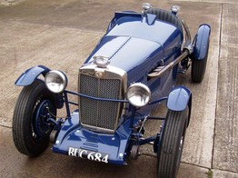 1935 MG Special