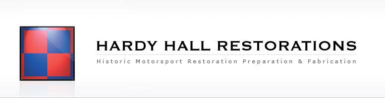 Hardy Hall Restorations Historic Motorsport Restoration Preparation and Fabrication
